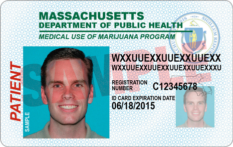 Massachusetts Medical Marijuana Card