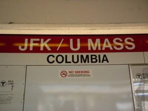 JFK / UMass station