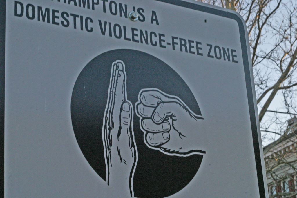 Domestic Violence Free Zone