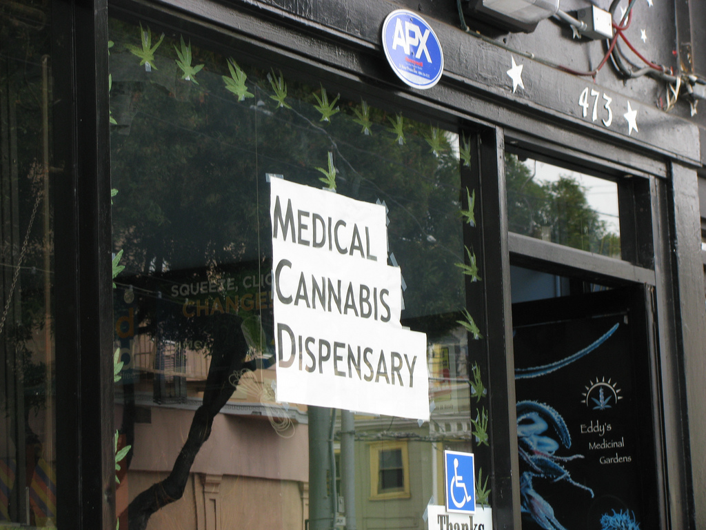 Legal Dispensary