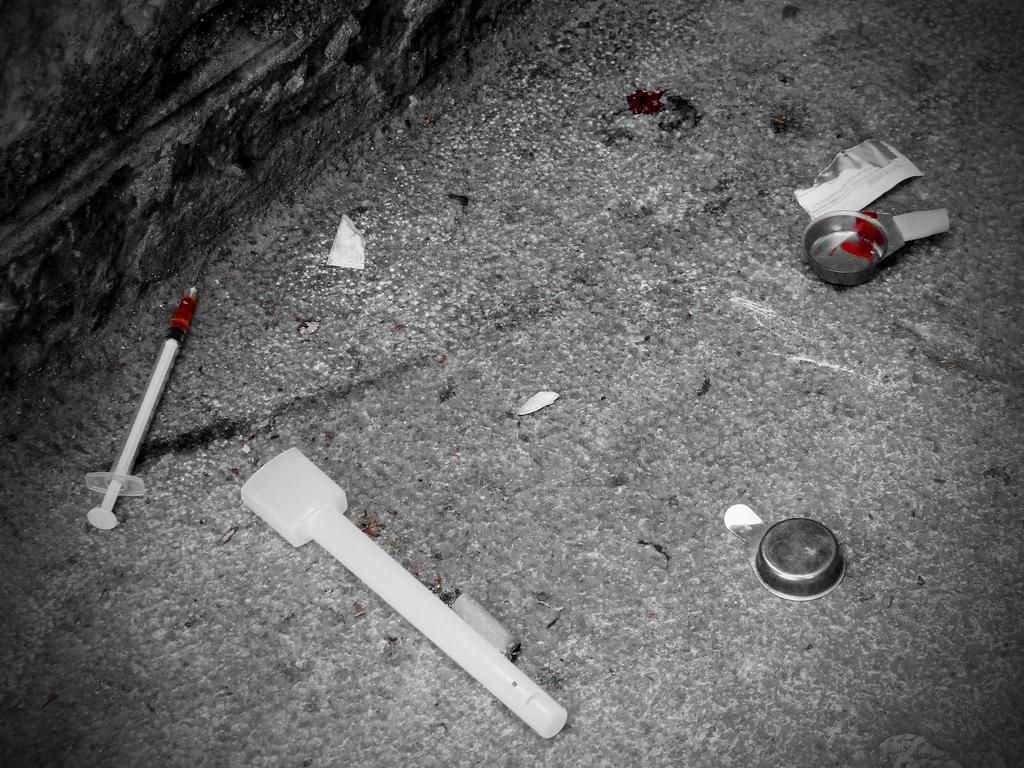 Possession Of Heroin